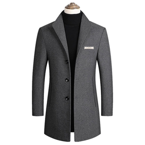 CHIC NYC Premium Wool-blend Coat
