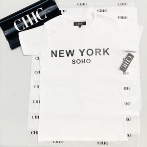 New York Soho Graphic Tee