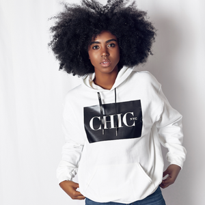 CHIC NYC Special Edition Hoodie - White