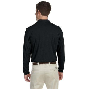 Black Polo Sweatshirt