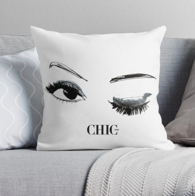 Chic NYC Batavia Pillow