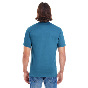CHIC NYC MAN - Blue Basic T-Shirt