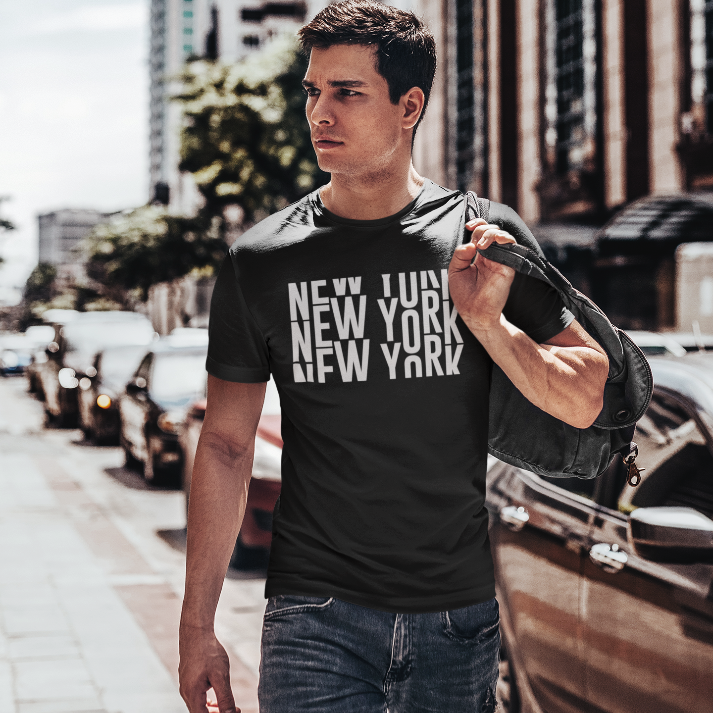 New York Basic T-Shirt