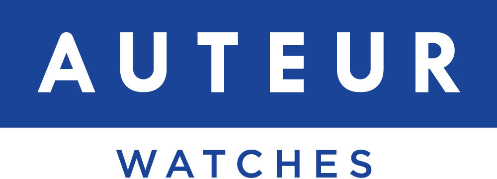 AUTEUR watches