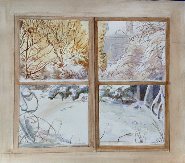 A Winters Window