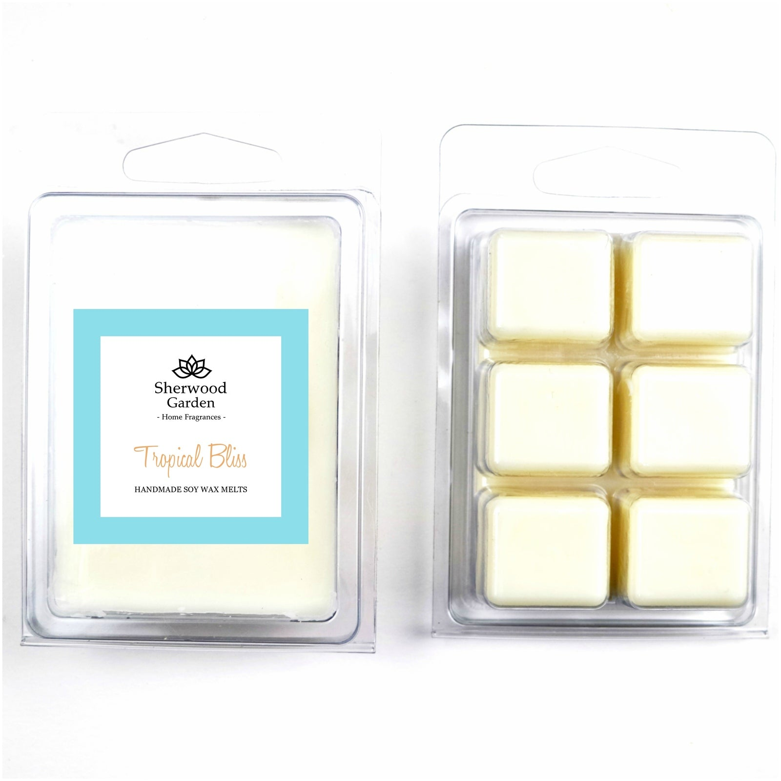 Soy Wax Melts - Tropical Bliss (Limited Edition)
