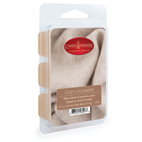 Soy Wax Melts - Cozy Cashmere