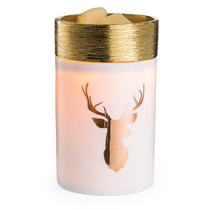 Electric Fragrance Warmer - Golden Stag