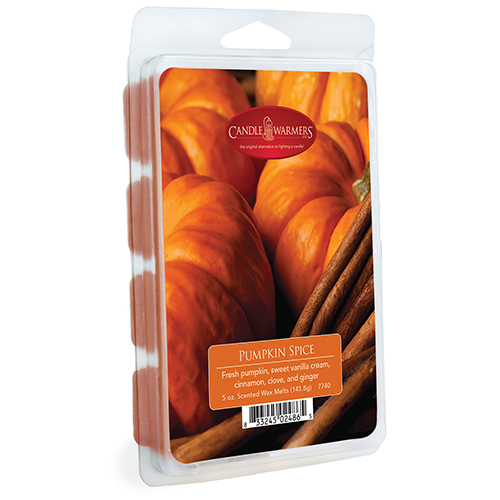 Soy Wax Melts 12 Pack - Pumpkin Spice
