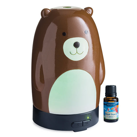 Essential Oil Kids Diffuser - Teddy Bear