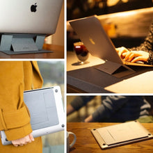 Load image into Gallery viewer, First Invisible Laptop Stand