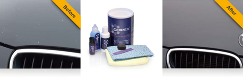 Chipex touch up paint