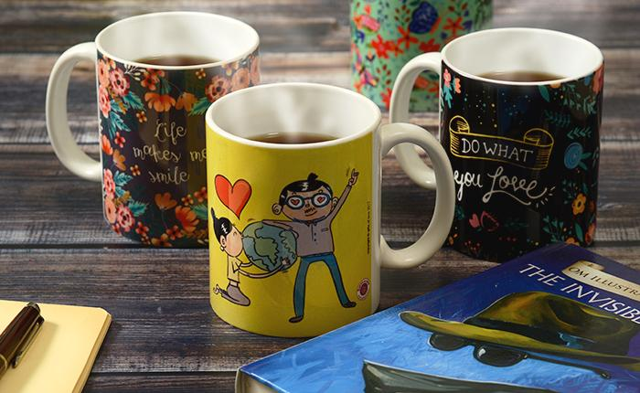 Gifts of Love Coffee Mugs