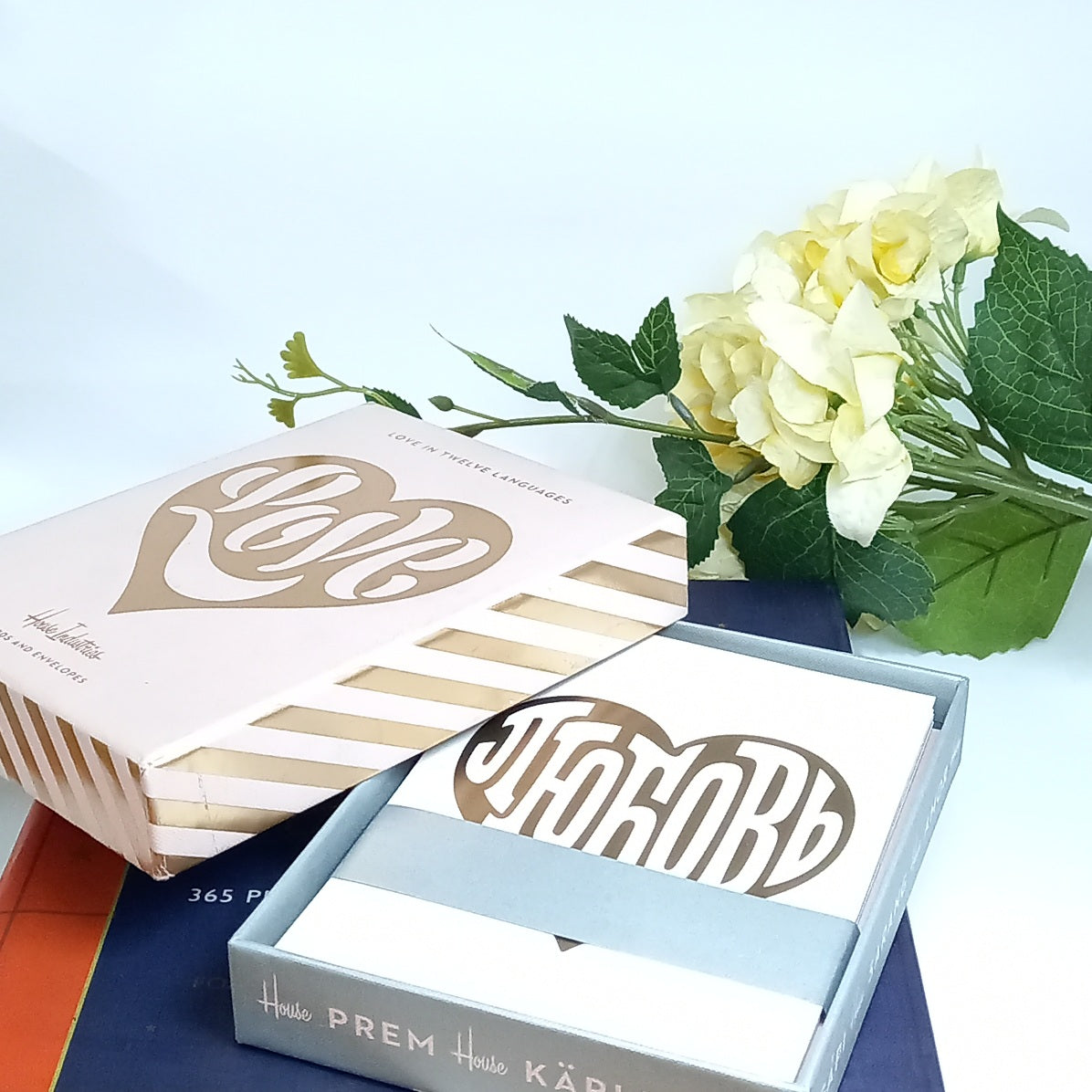 Love in Twelve Languages | Boxed Cards