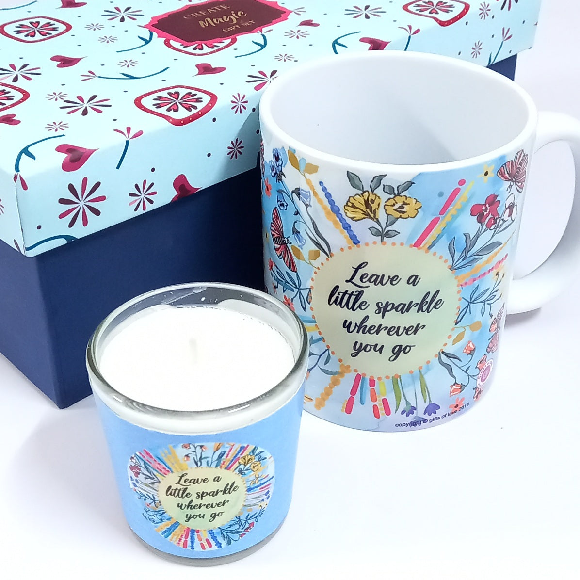 Leave a Little Sparkle | Gift Set