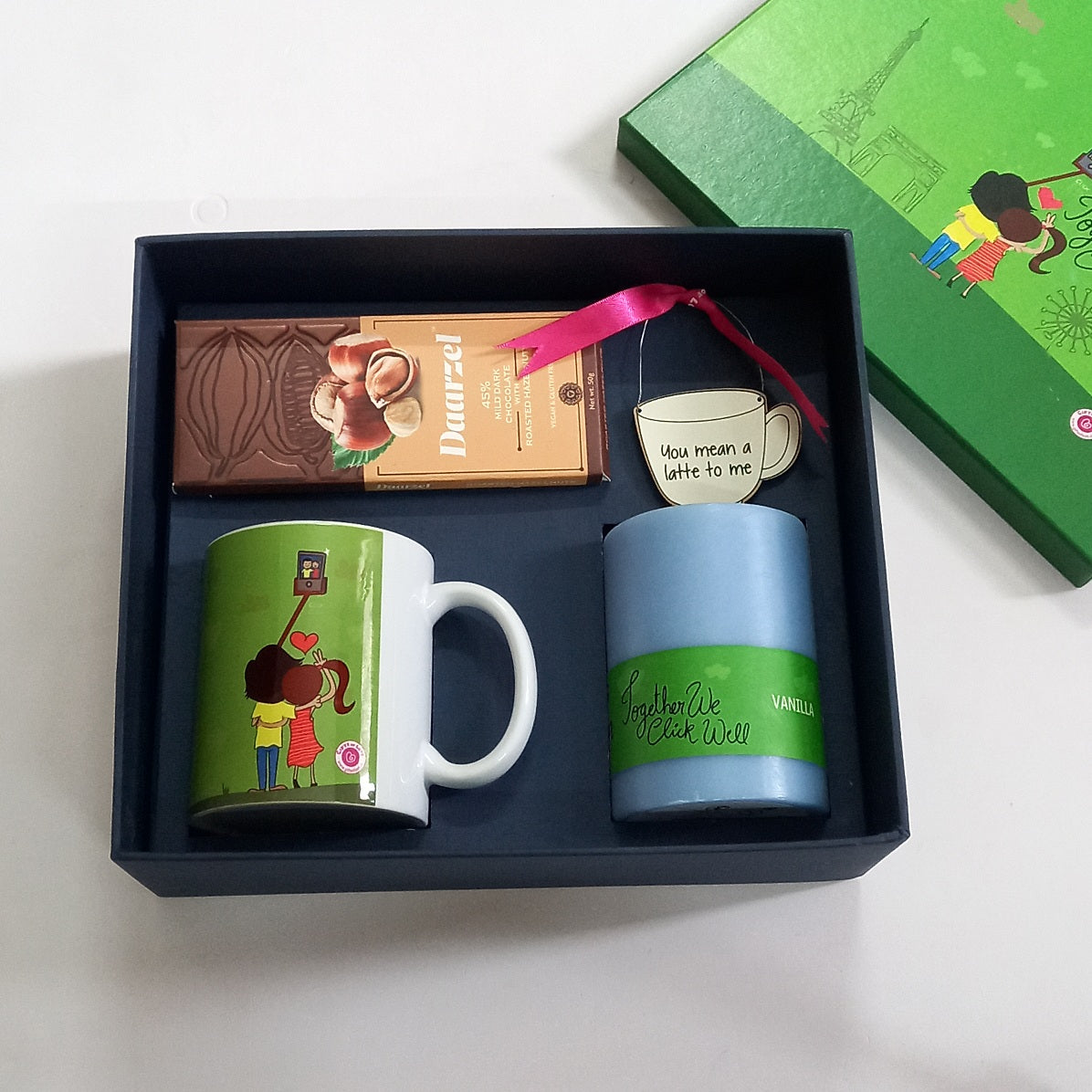 Share Your Love Gift Set | Together we Click Well
