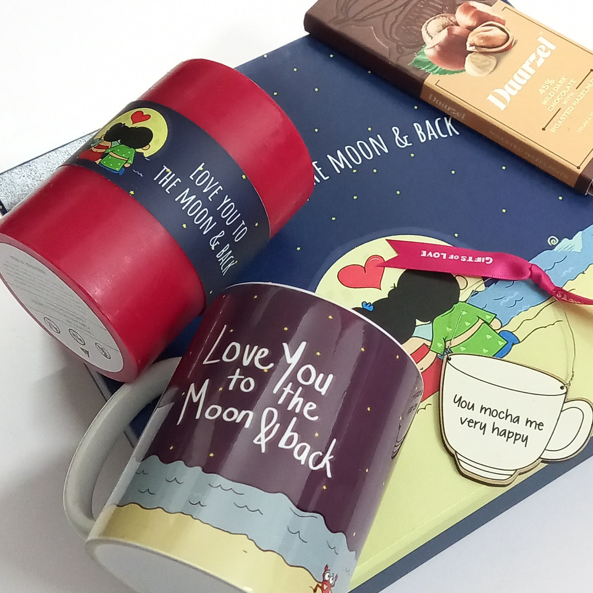 Share Your Love Gift Set | Love You to the Moon & Back