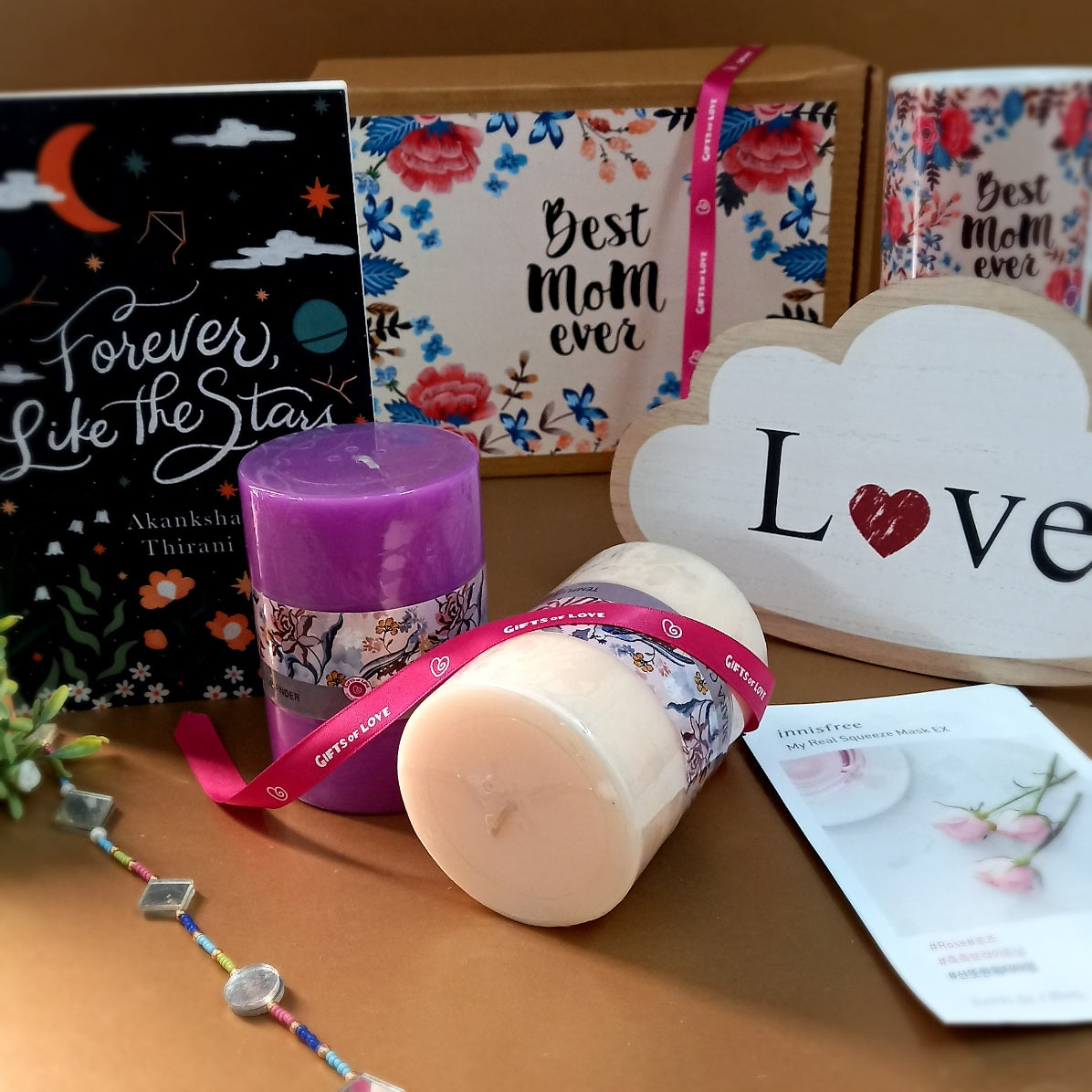 Mom is 100% Love! Boxed Gift