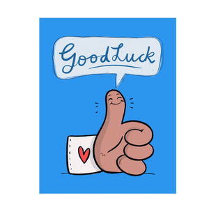 AC Good Luck - Greeting Card