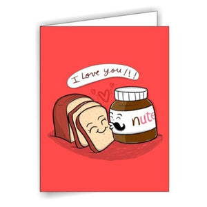 AC I Love You - Greeting Card