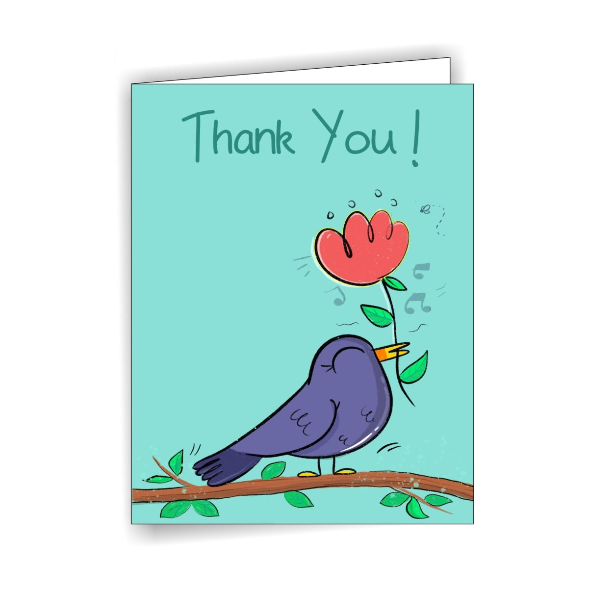 AC Thank You - Greeting Card