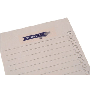 Aizo To Do List - A6 Notepad
