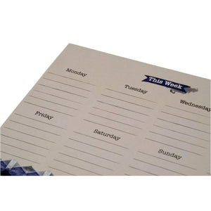 Aizo Weekly Planner - A5 Notepad