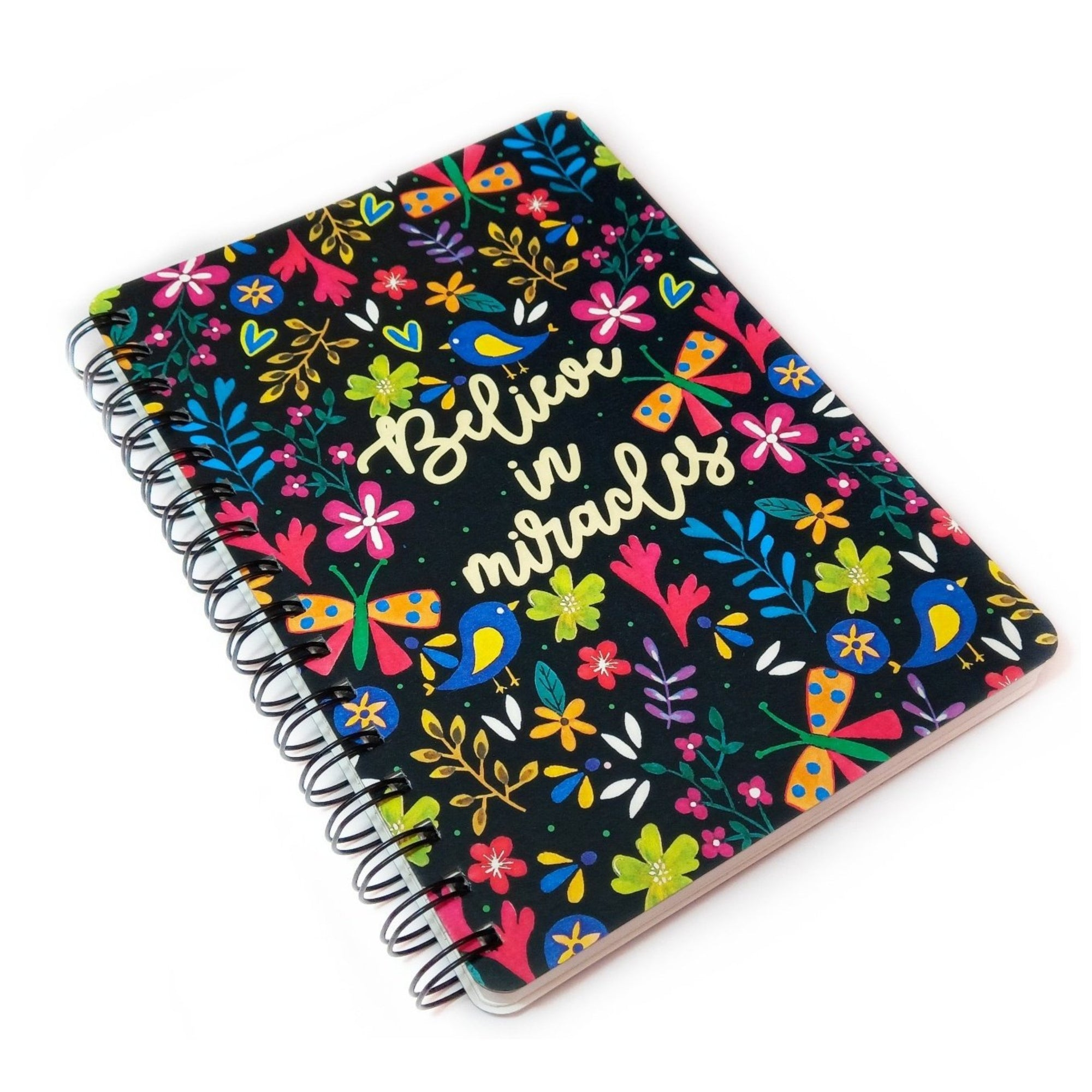 Gifts of Love Gifts of Love Viva Notebook A5 - Believe in Miracles