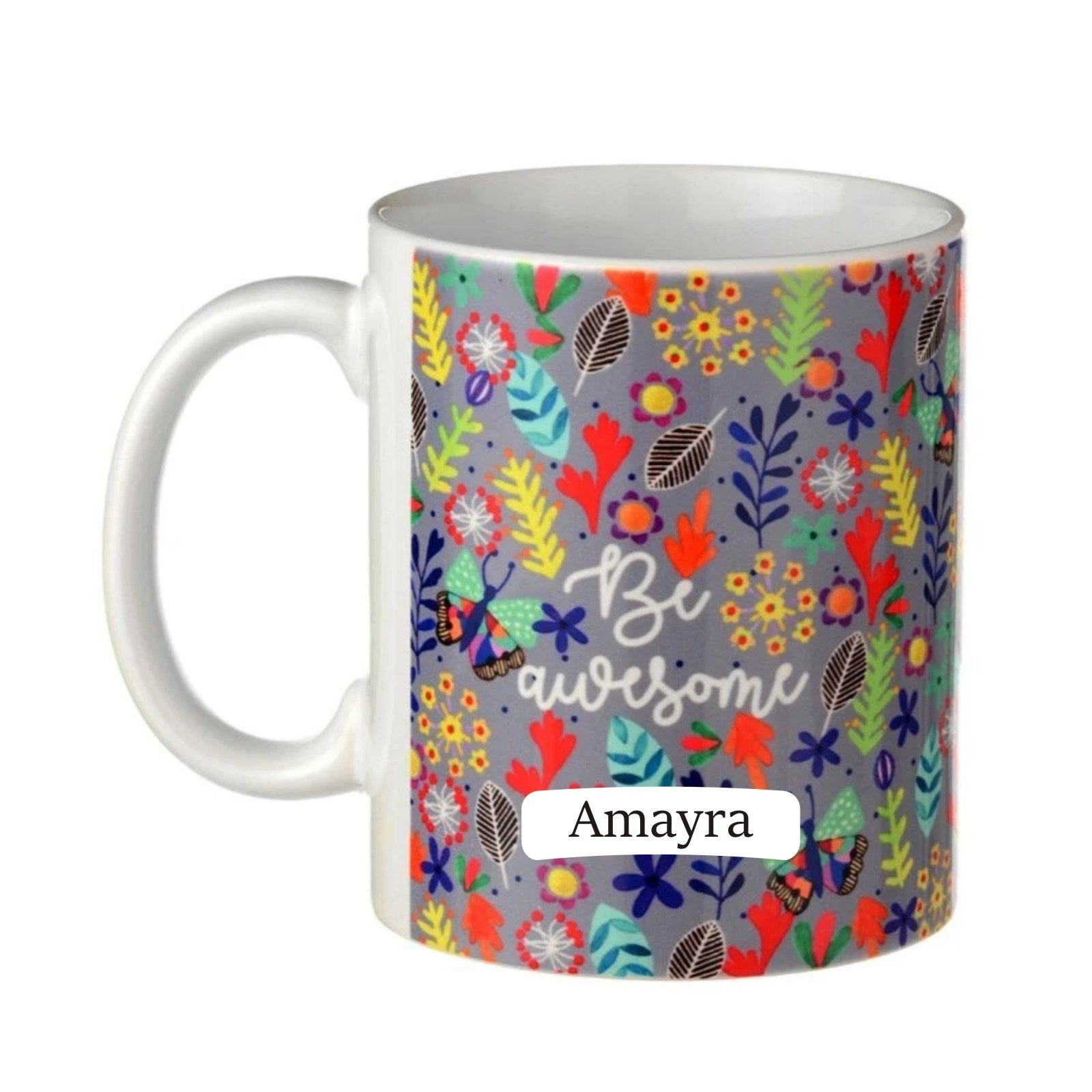 Gifts of Love Personalised Coffee Mug Be Awesome