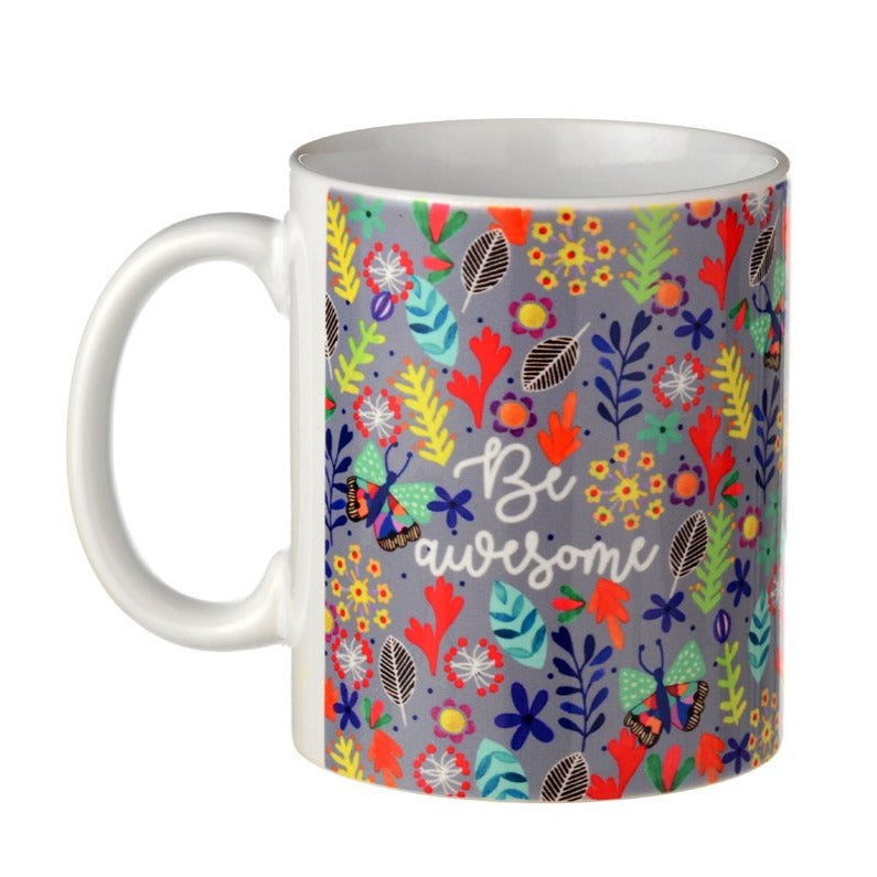 Be Awesome - Rosetta Coffee Mug