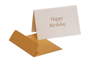 Gifts of Love - Celebration Cards - Small - Happy Birthday
