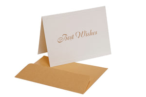 Gifts of Love - Celebration Cards - Small - Best Wishes