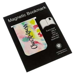 Cheerfulness - Inner Treasures Magnetic Bookmark