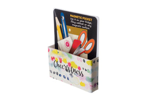 Cheerfulness - Inner Treasures Magnetic Pen Stand