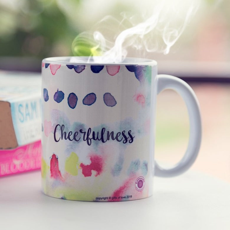 Cheerfulness - Inner Treasures Mug