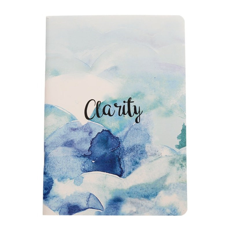 Clarity - Inner Treasures A5 Soft Cover Notebook