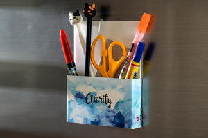Clarity - Inner Treasures Magnetic Pen Stand