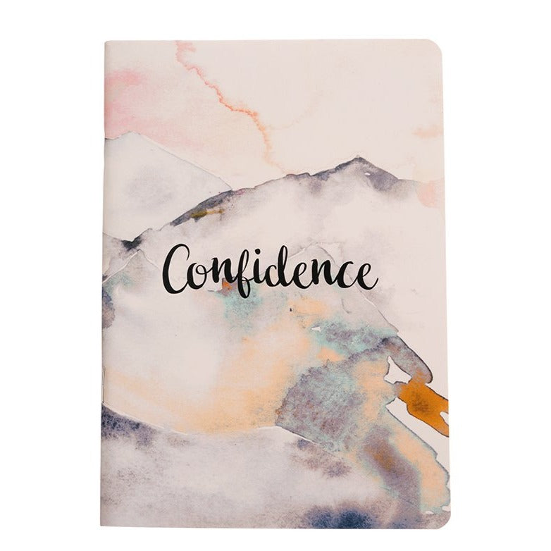 Confidence - Inner Treasures A5 Soft Cover Notebook