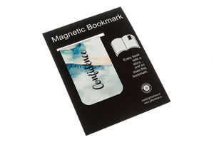 Confidence - Inner Treasures Magnetic Bookmark