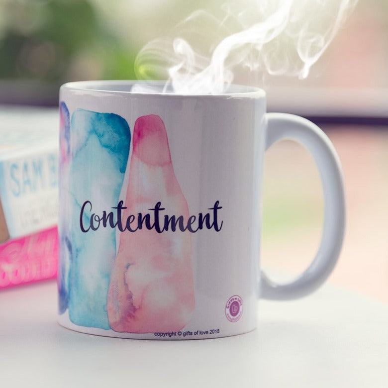 Contentment - Inner Treasures Mug
