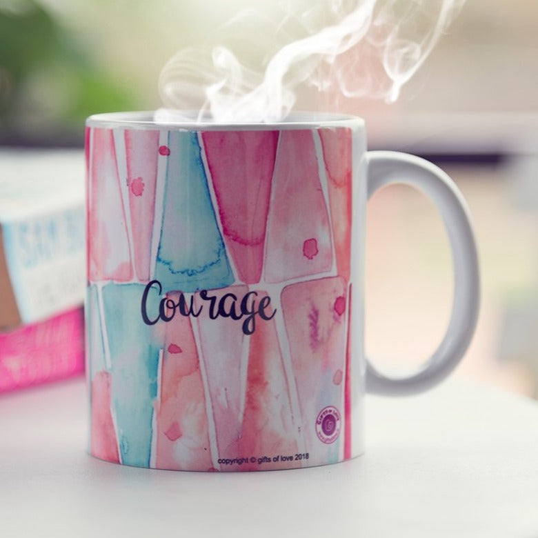 Courage - Inner Treasures Mug