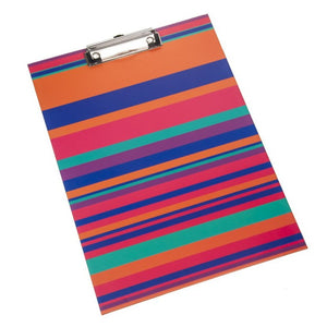 Clipboard A4 - Stripe