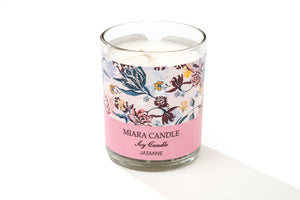 Gifts of Love Miara Candle Classic 3x3 Jasmine