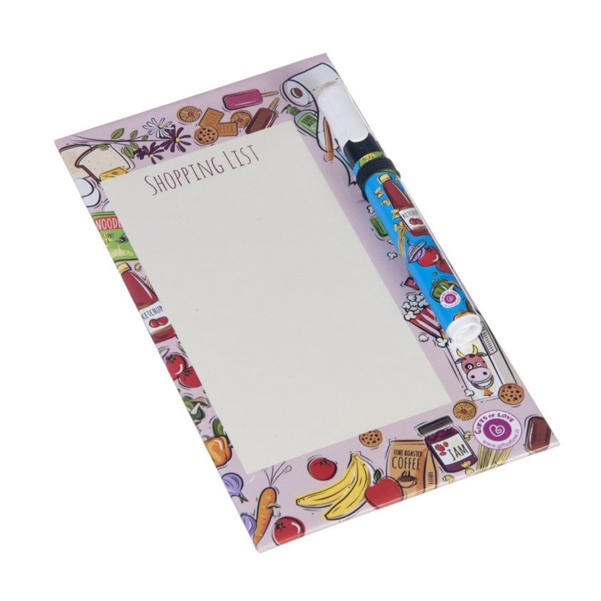 Dry Erase Board Small - Shopping List