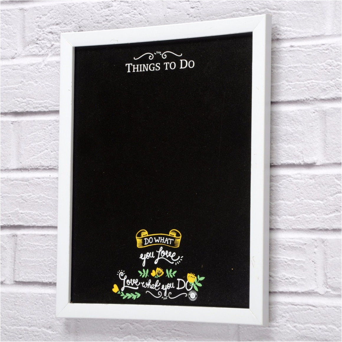 Chalkboard - Chalk Art Medium - Do What You Love