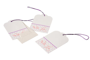 With Love Classic - Set of 3 Gift Tags
