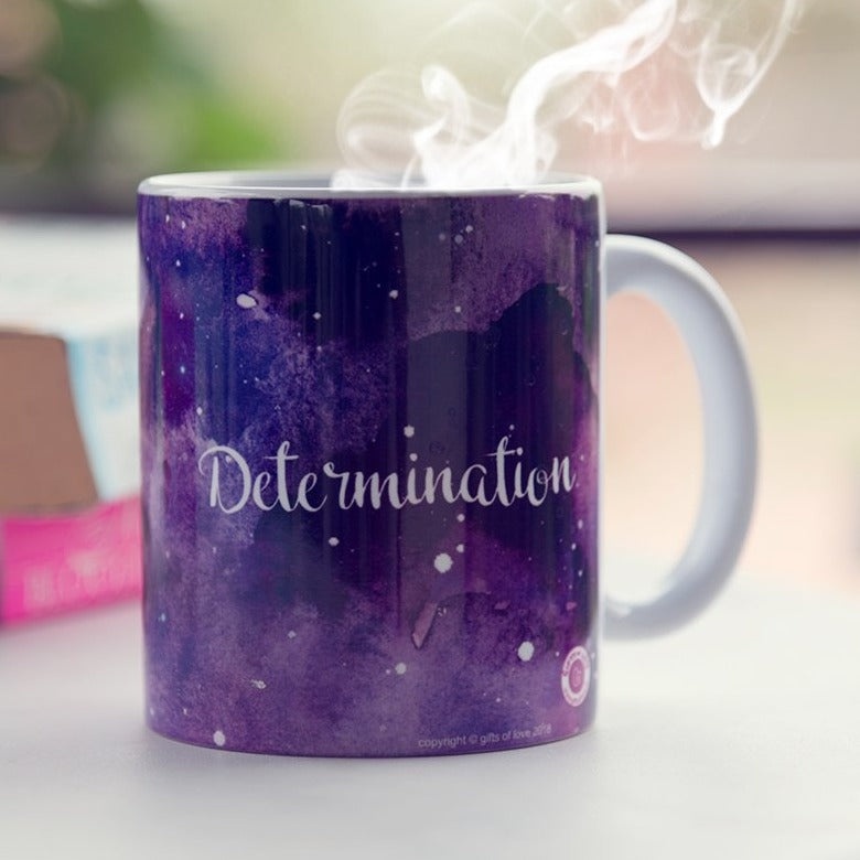 Determination - Inner Treasures Mug