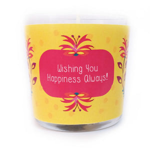 Gifts of Love Diwali Candle Anokhi Small