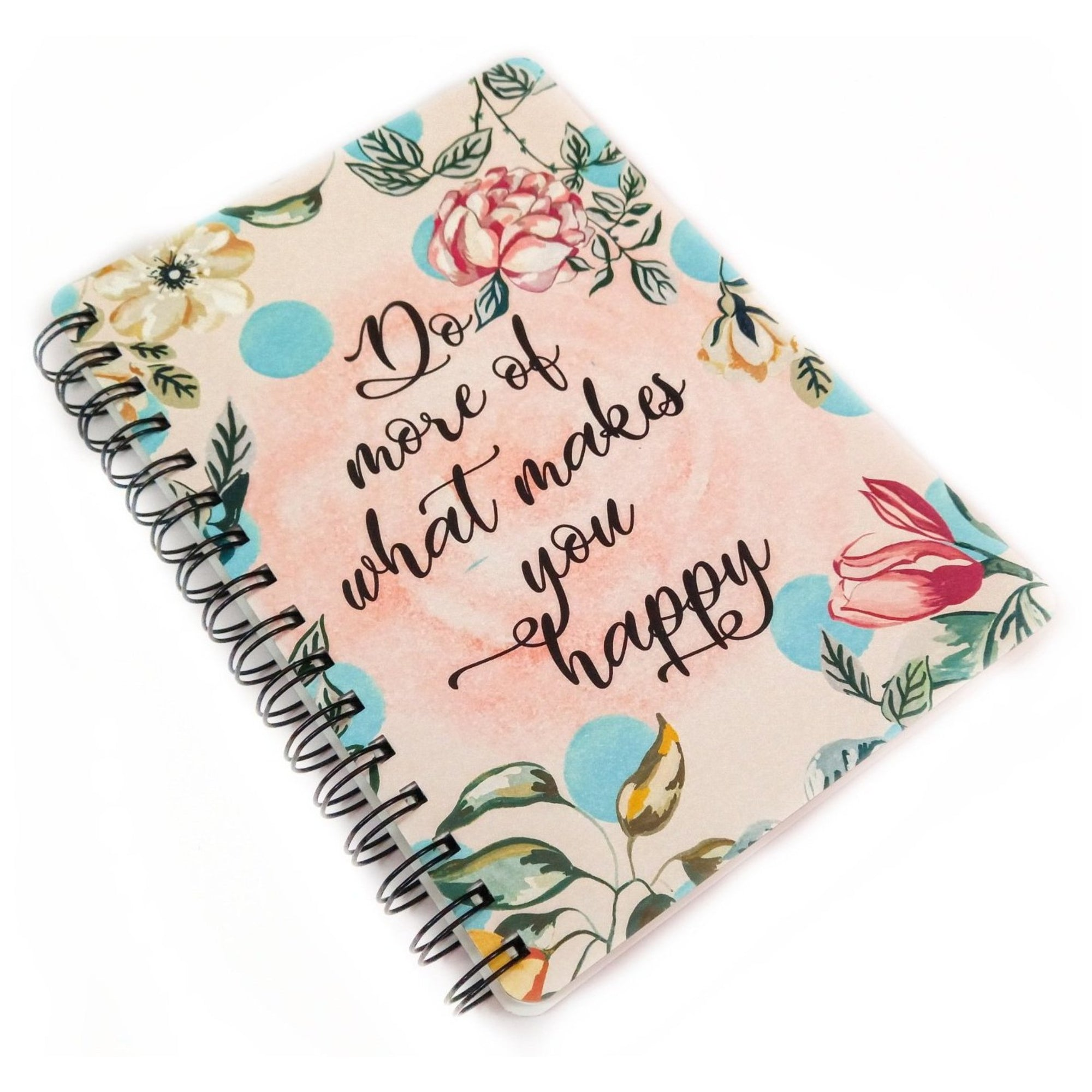 Gifts of Love Viva Notebook A5 - Do More of What Makes You Happy