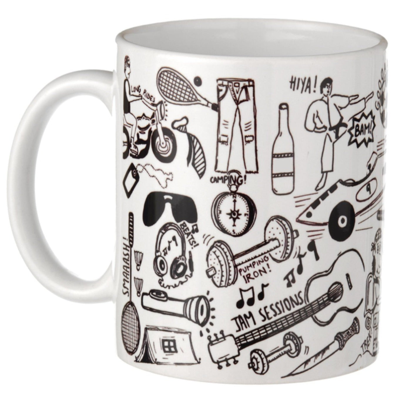 Gifts of Love Dude Coffee Mug